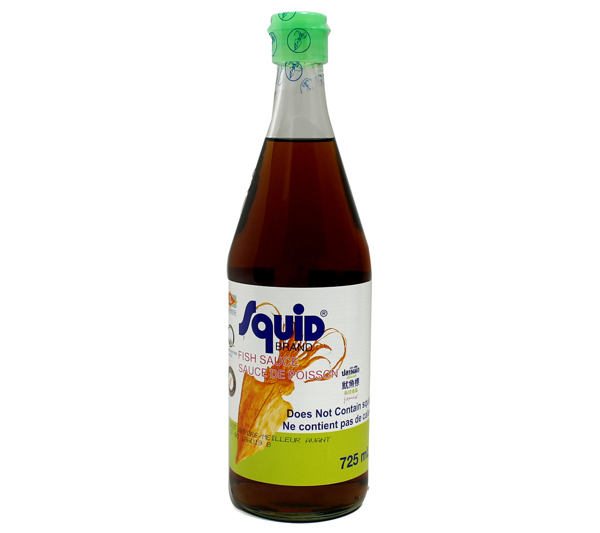 Asian specialty imports cts foods for Squid fish sauce